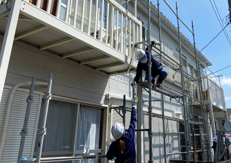 相模原市の総合建築塗装工事は有限会社トータルアップ
