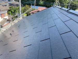 屋根 屋根塗装 2回目の屋根塗装