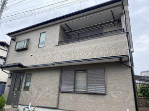 外壁サイディング 塗り替え工事  相模原南区