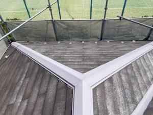 相模原市中央区 屋根塗装 初めての塗装