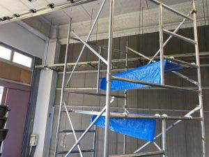 テナント 現状復旧 塗装