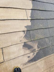 屋根 基材劣化 高圧洗浄 塗膜剥離 下地