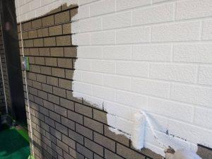 サイディング用下塗材 パーフェクトサーフ 中粘度 白色 細かいクラックに追従
