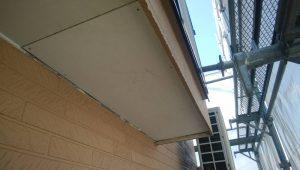 出窓底板新規張替え