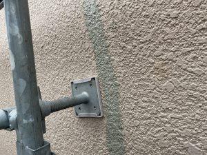 モルタル外壁,クラック処理,